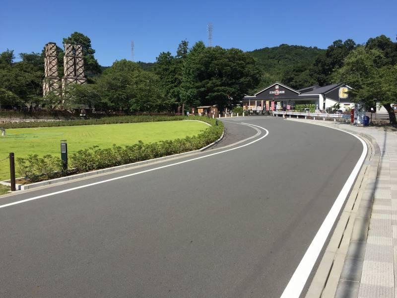 都市型側溝/韮山反射炉線(静岡県伊豆の国市)