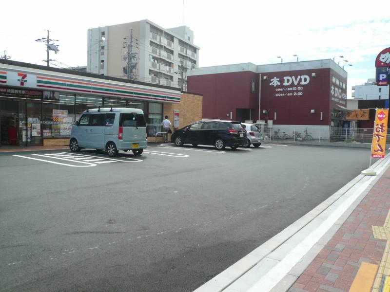 都市型側溝/コンビニエンスストア